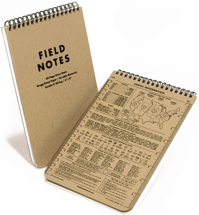 Field Notes  Wholesale Scene