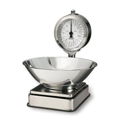 Thumb Salter Stainless Steel Mechanical Kitchen Scale